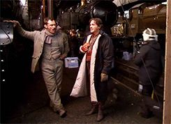 Sherlock Holmes: A Game of Shadows:  Behind the scenes