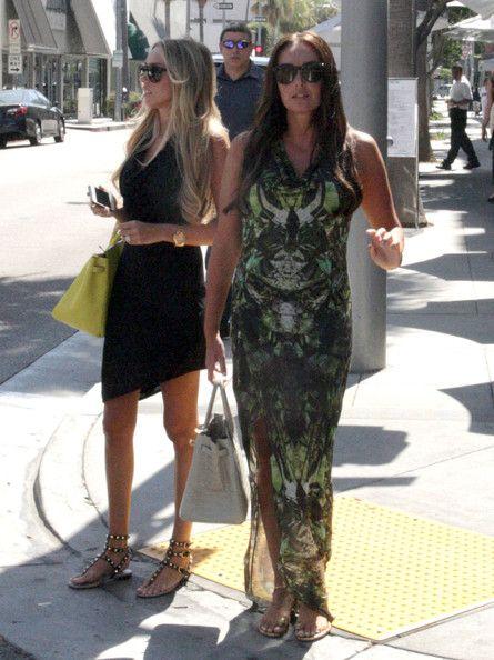 Tamara & Petra Ecclestone's Busy Day In Beverly Hills