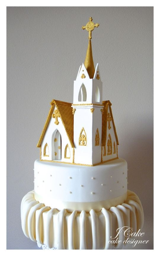 Church Cake Ideas