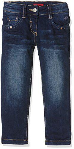 #s.Oliver #Junior #Mädchen #Jeanshose #54.899.71.0446, #Blau #(Blue #Denim…