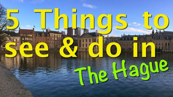 Check out a few of the things you can do in The Hague! #travel #denhaag #art