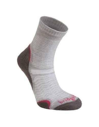 Bridgedale Woolfusion - Calcetines de senderismo y running para mujer, tamaño 7 - 8.5, color champión - http://paracorrer.com/producto/bridgedale-woolfusion-calcetines-de-senderismo-y-running-para-mujer-tamano-7-8-5-color-champion/
