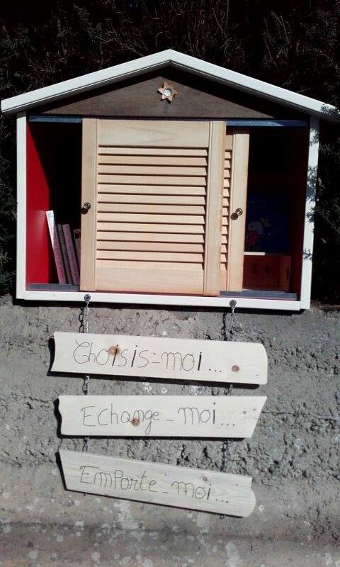 boîte à livres Ermeton-sur-Biert