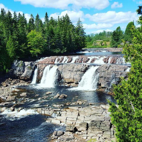 Lepreau Falls besuchen