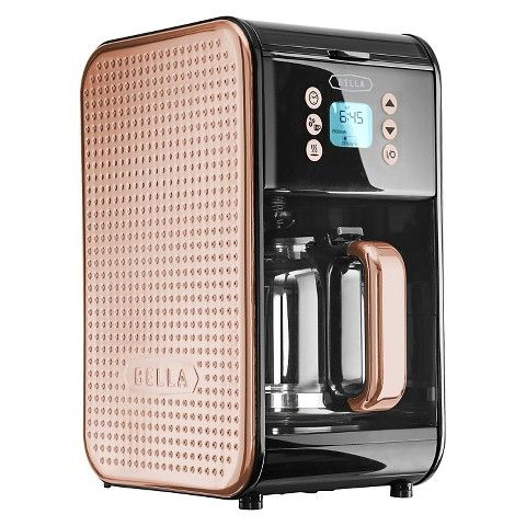Bella Dots 2.0 Programmable Coffee Maker: