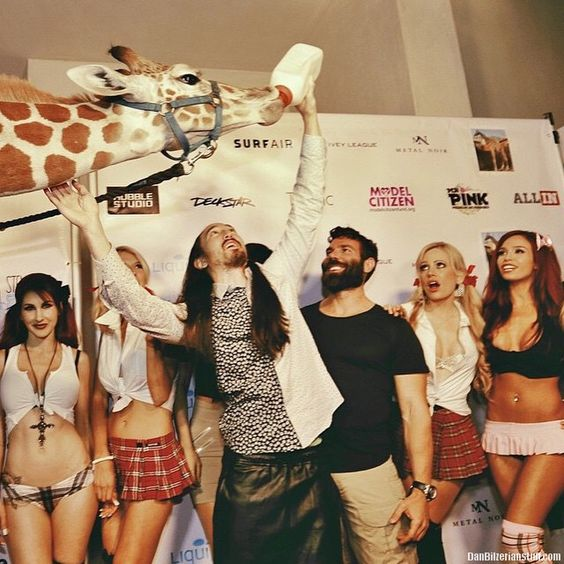So there was that… | Dan Bilzerian Stuff - Girls, Guns and Supercars
