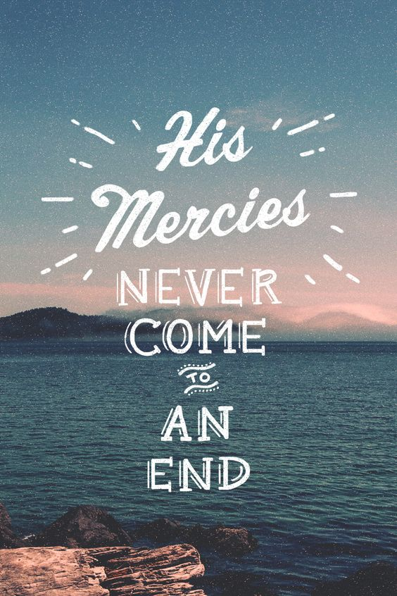 Lamentations 3:23: