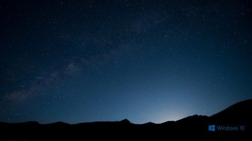 Windows 10 Wallpaper With Night Sky Background Hd Wallpapers Wallpapers Download High Resolution Wallpapers In 2021 Background Hd Wallpaper High Resolution Wallpapers Windows Wallpaper Background windows 10 menjadi hitam