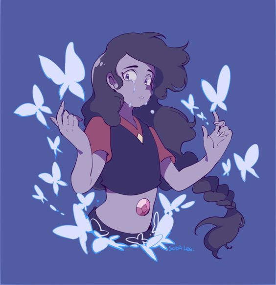 Stevonnie: Here comes a thought...