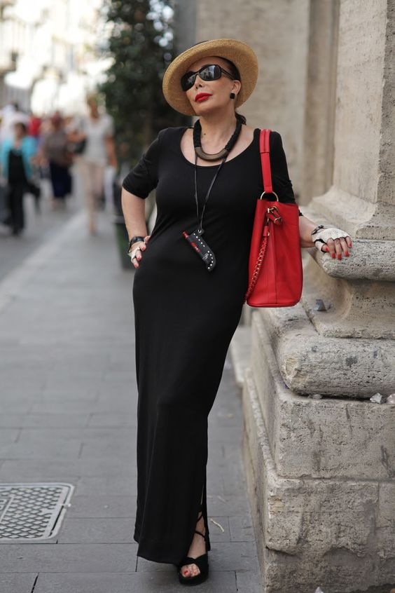 Red Lips in Roma
