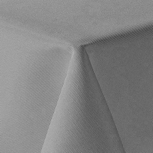 wasser Leinen Optik Tischläufer Tischband mit Lotuseffekt und schmutzabweisend