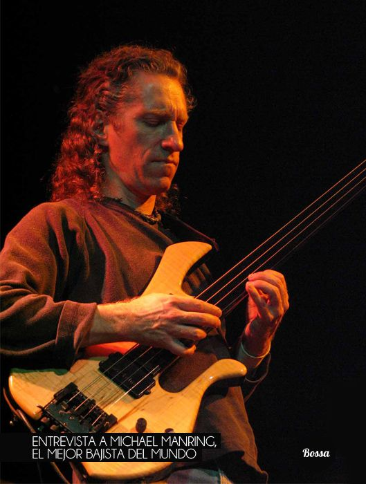 Entrevista a Michael Manring, el mejor bajista del mundo/ Michael Manring, world's greatest bass player.