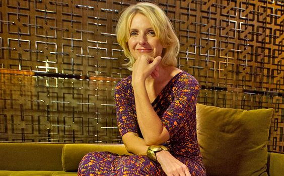a wonderful interview! 'Eat Pray Love' author Elizabeth Gilbert on the books of her life | EW.com