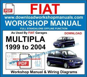 Fiat Multipla Workshop Repair Manual Download Repair Manuals Fiat Workshop
