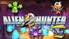 If you are looking for a slots game that is packed with lots of #sci-fi actions and adventure, then you can play the #AlienHunter game..  This slot will allow you to embark on an epic adventure with its #comic book styled graphics and inspiration coming from games such a space invaders.  Alien Hunter slots has five reels, twenty-five pay lines, wild, scatter and excellent #bonus rounds.