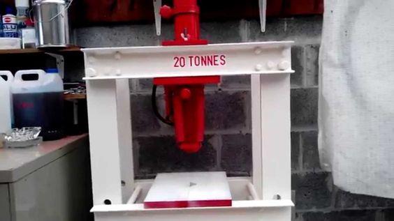 7 best chanjer anpoul farre c5 images on Pinterest Link, Au and - fabrication presse hydraulique maison