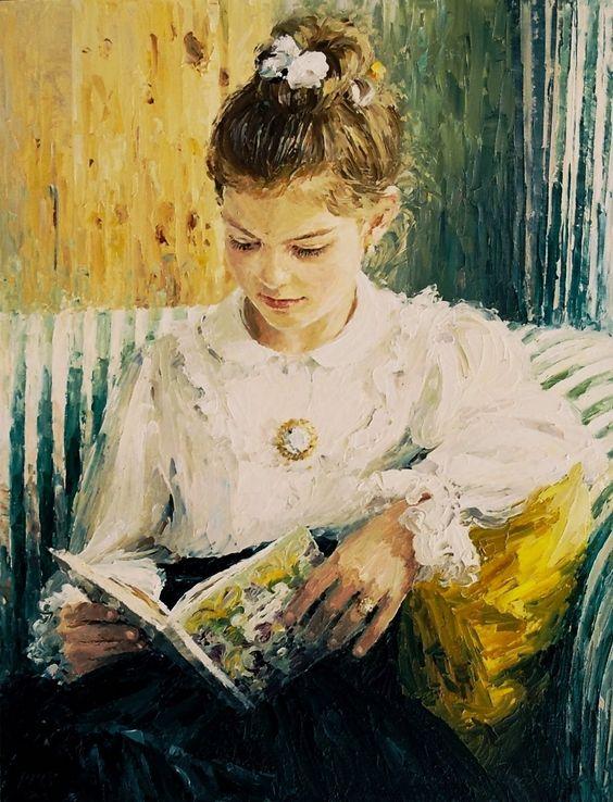 Reading and Art: Barbara Jaśkiewicz-Socewicz