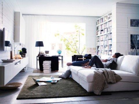 Tre KIVIK schäslonger på rad want this couch!!!