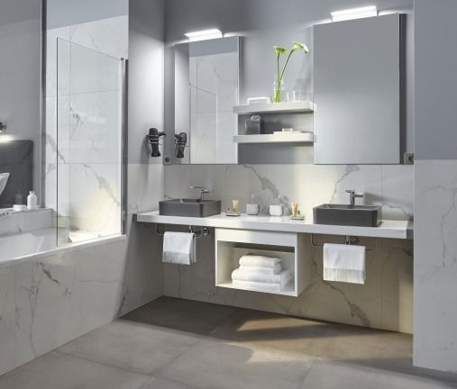 Epingle Par Jacob Delafon Officiel Sur Inspiration Miroir De Salle De Bain Salle De Bain Miroir