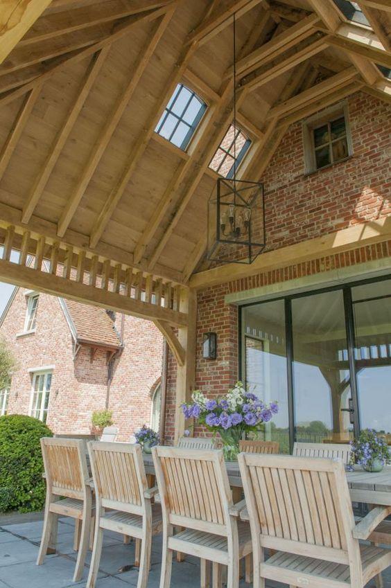 Keuken Modern Zele : Houten bijgebouwen Engelse stijl – Livinlodge CLASSIC 2 Pinterest