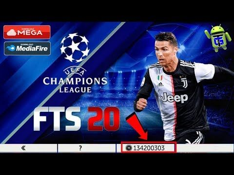 Fts 20 Ucl Apk Mod Money First Touch Soccer 2020 Android Download Apk Games Club Game Download Free Install Game Uefa Champions League