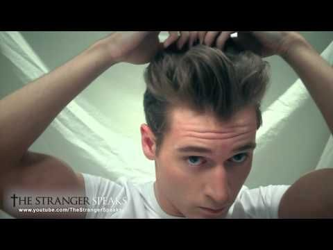 Male model hair tutorial.  @Adam Williams @Jennifer Smurr (for Mike)