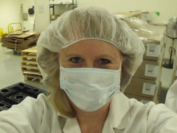 @sweeps4bloggers, Valerie Mitchell Superior Source Vitamins ambassador takes the company tour
