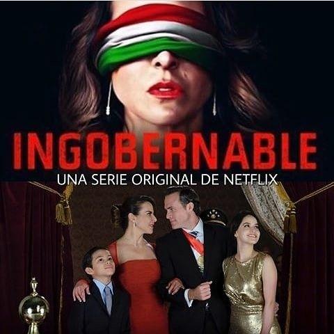 Kate Del Castillo Como Emilia Urquiza En Ingobernable Kate Del Castillo Castillos Series Originales De Netflix