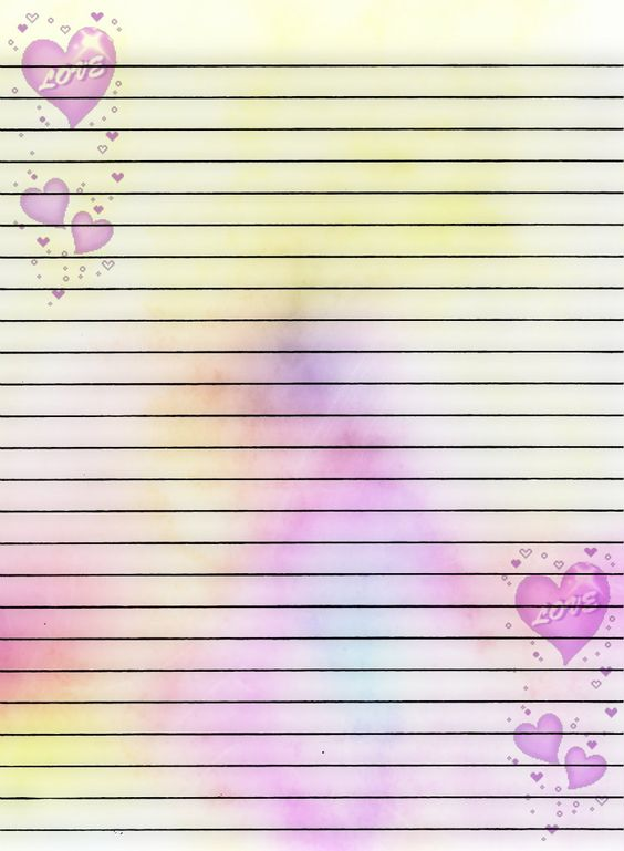 Printable Writing Paper By Aimee Valentine Art On DeviantArt   Lined Paper  Background For  Lined Paper Background For Word