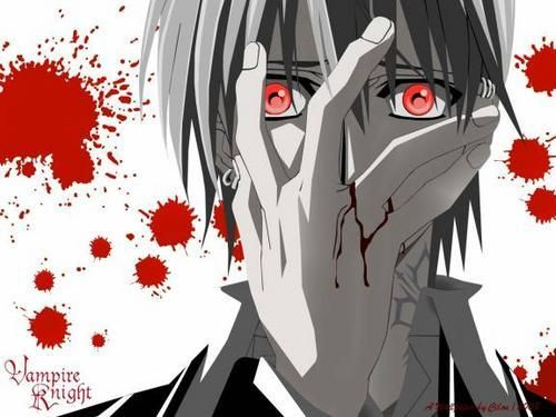 Vampire Knight Moment- When Zero Realized He Had Drunk Yuuki's Blood
