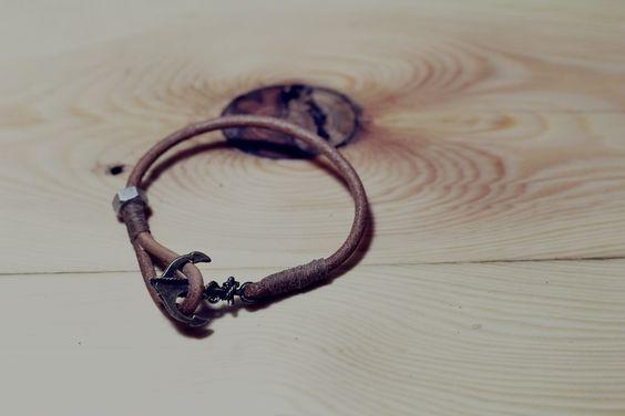 Sailor Leather Bracelet