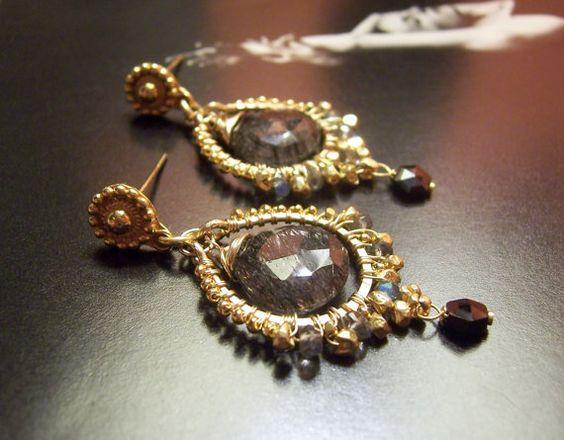 m y s t e r i e s  14k gold filled  by nalexanderjewelry on Etsy, $60.00