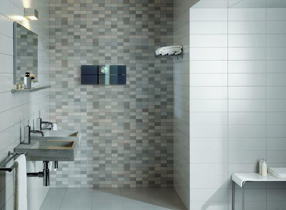 Minimal - Revestimiento cerámico para baños y cocinas