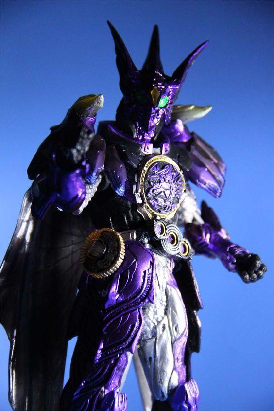 S.I.C. Kamen Rider OOO Putotyra Combo