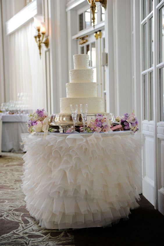 Wedding Linen Glam Wedding Sfg Wedding Vows Wedding Spectacular Cake