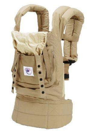 *HOT* ERGObaby Carrier (in Camel), $57.50 SHIPPING