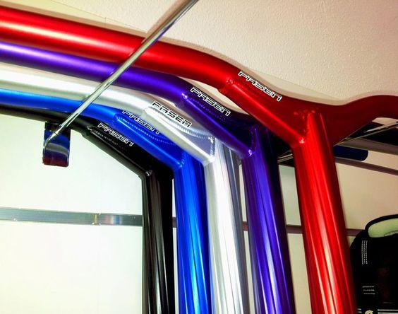Spiral Bars by Fasen http://tienda.scooterxtreme.es/es/631-manillar-fasen-espiral.html