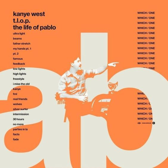 Kanye West The Life Of Pablo Lyrics And Tracklist Genius Kanye Real Friends Lyrics Life