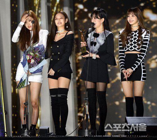 Fancam Photos Lisa On Seoul Music Award 2018 Blackpink Fashion Blackpink Stage Outfits