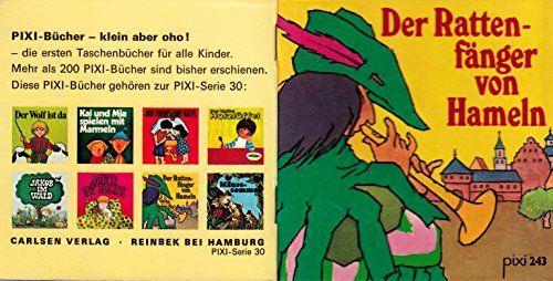 Der Rattenfänger von Hameln (Pixi Nr. 243) von Iben Clante http://www.amazon.de/dp/3551032432/ref=cm_sw_r_pi_dp_5YWIub031C1WX