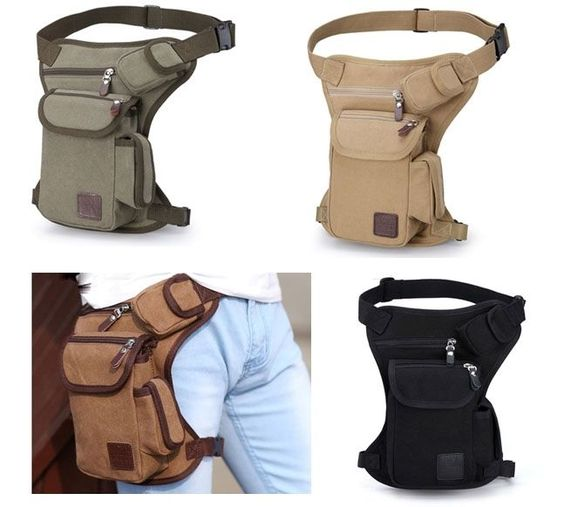 Multifunction Drop Leg bag Motorcycle Dirt Bike Cycling Thigh Pack Waist Belt C in Clothes, Shoes & Accessories, Men's Accessories, Bags | eBay