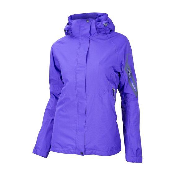 McKINLEY Allonby Damen 3in1 Jacke blau_46   34