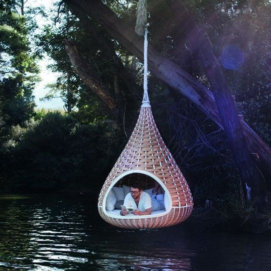 10 Wild and Wonderful (and Completely Unrealistic) Things I Want in My Dream Backyard | Apartment Therapy