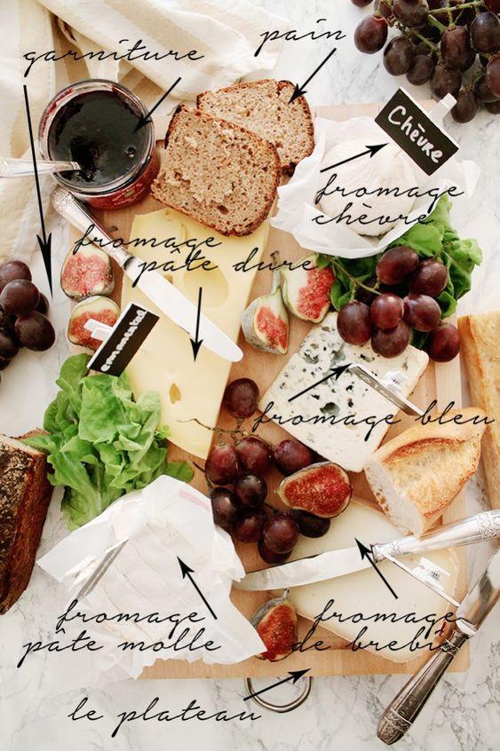 Comment réaliser un plateau de fromages // Perfect cheese plate