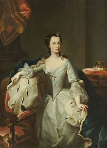 Princess Mary of Great Britain (5 March 1723 – 14 January 1772) was the second-youngest daughter of King George II and Landgravine of Hesse-Kassel as the wife of Landgrave Frederick II.