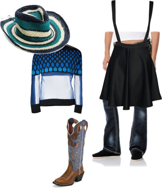 """Becca's kind of country"" by jessharberts on Polyvore"