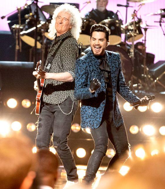 Oscars 2019 Most Tweeted Moments Of The Night American Idol Contestants Adam Lambert American Idol