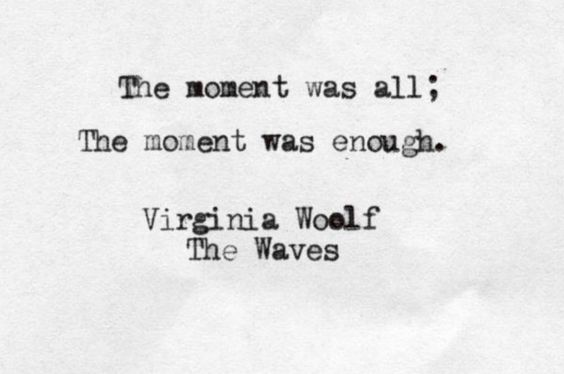 Virginia Woolf The Waves Quotes: The Daily Coyote