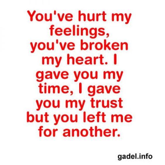 Fantastic Sad Quotes On Breaking Trust Ideas - Valentine Ideas ...