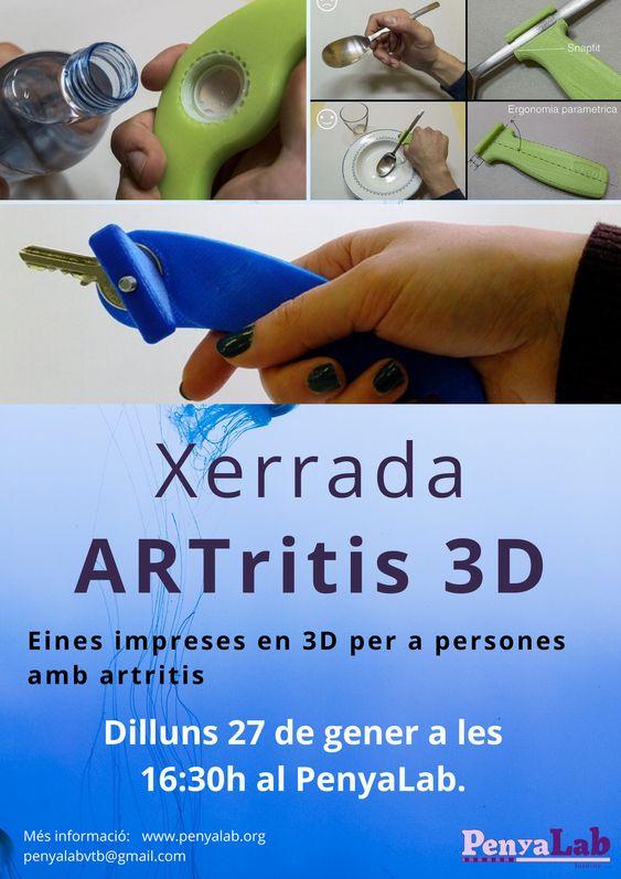 Xerrada ARTritis 3D